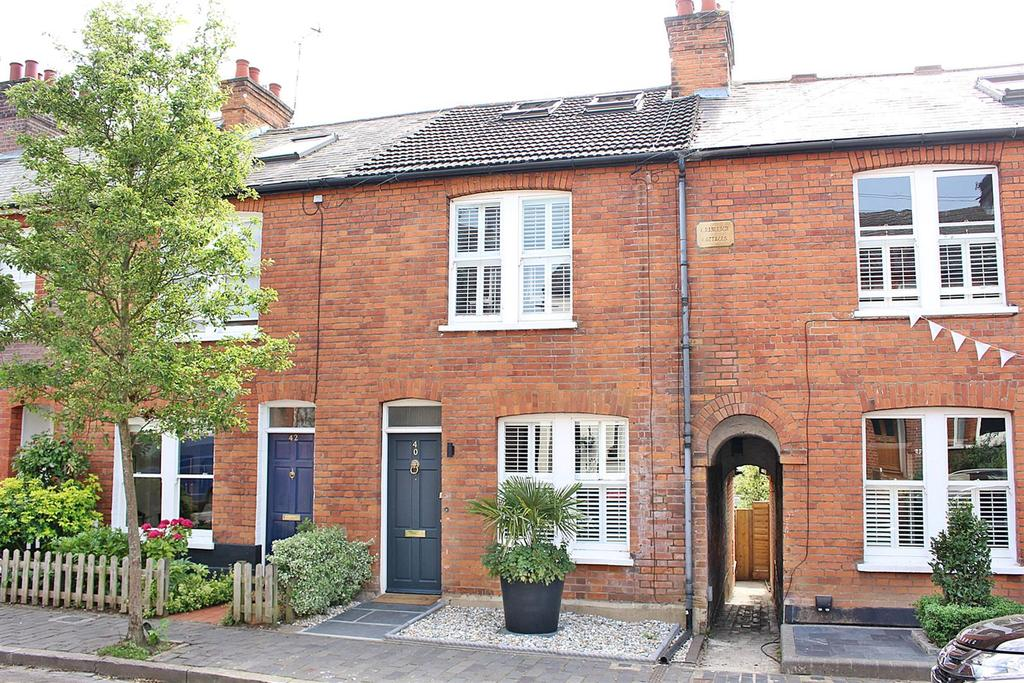 4 Bedrooms Terraced House for sale in Kings Road, St Albans