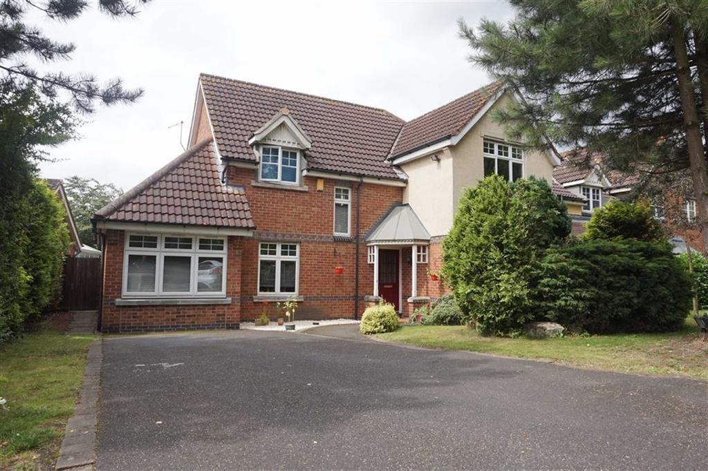 4 Bedrooms Detached House for sale in Lowerdale, Elloughton, Elloughton, East Yorkshire, HU15