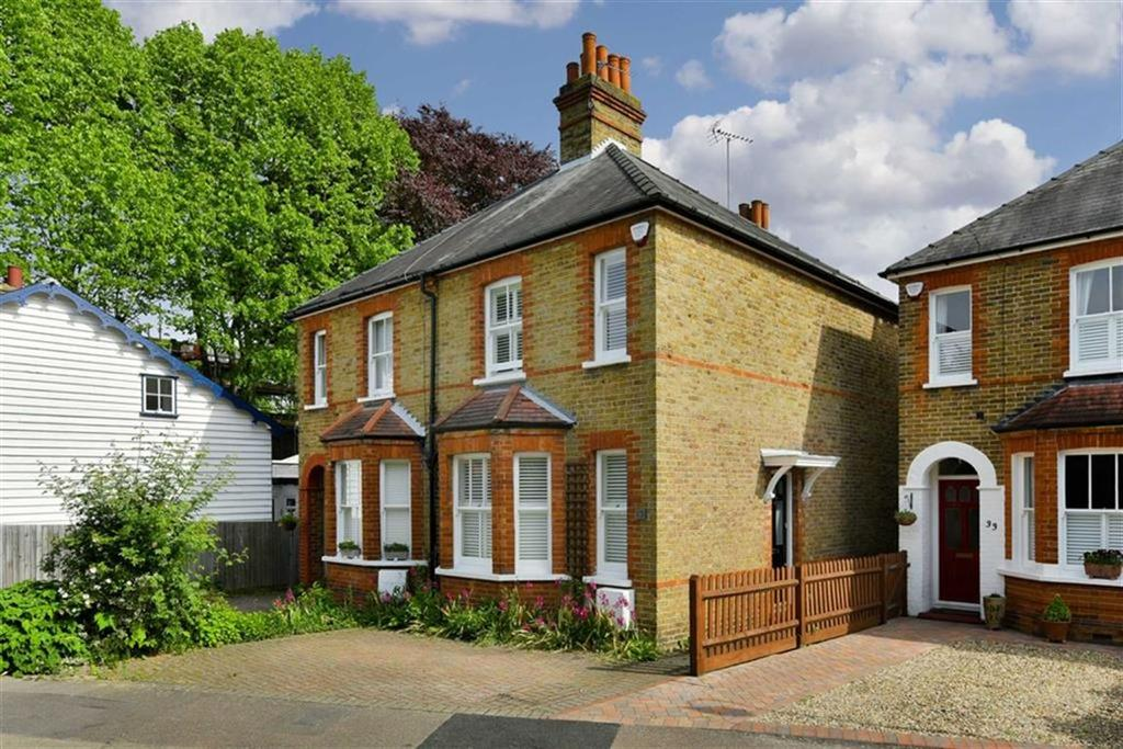 2 Bedrooms Semi Detached House for sale in College Road, Epsom, Surrey