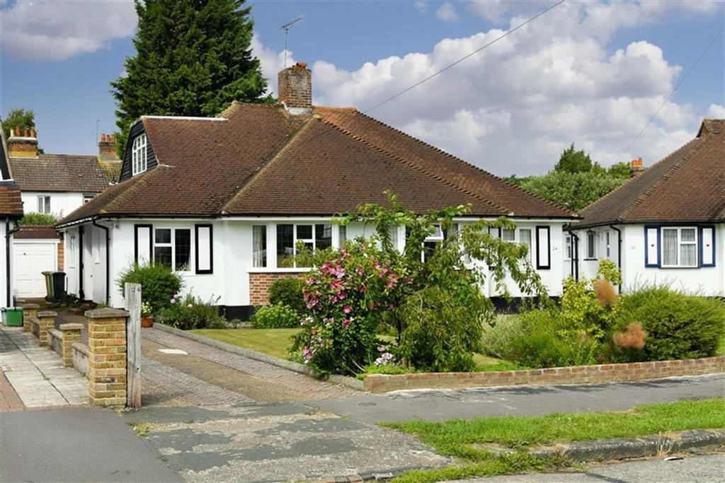3 Bedrooms Semi Detached Bungalow for sale in Eastdean Avenue, Epsom, Surrey