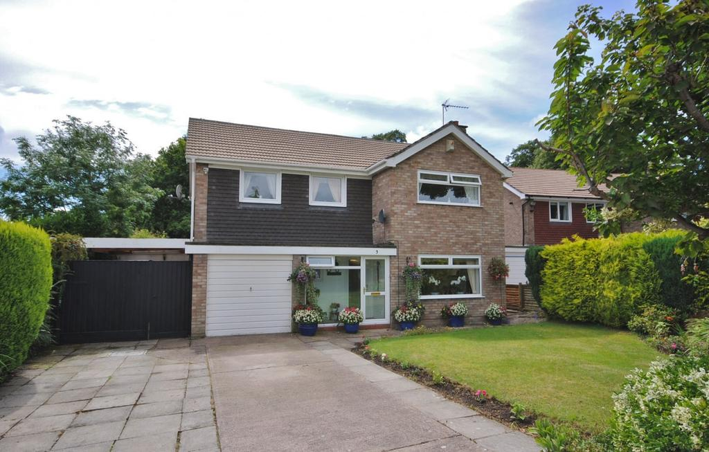 4 Bedrooms Detached House for sale in Oldhams Rise, Tytherington