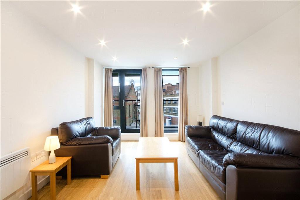 2 Bedrooms Flat for sale in Webber Street, London, SE1