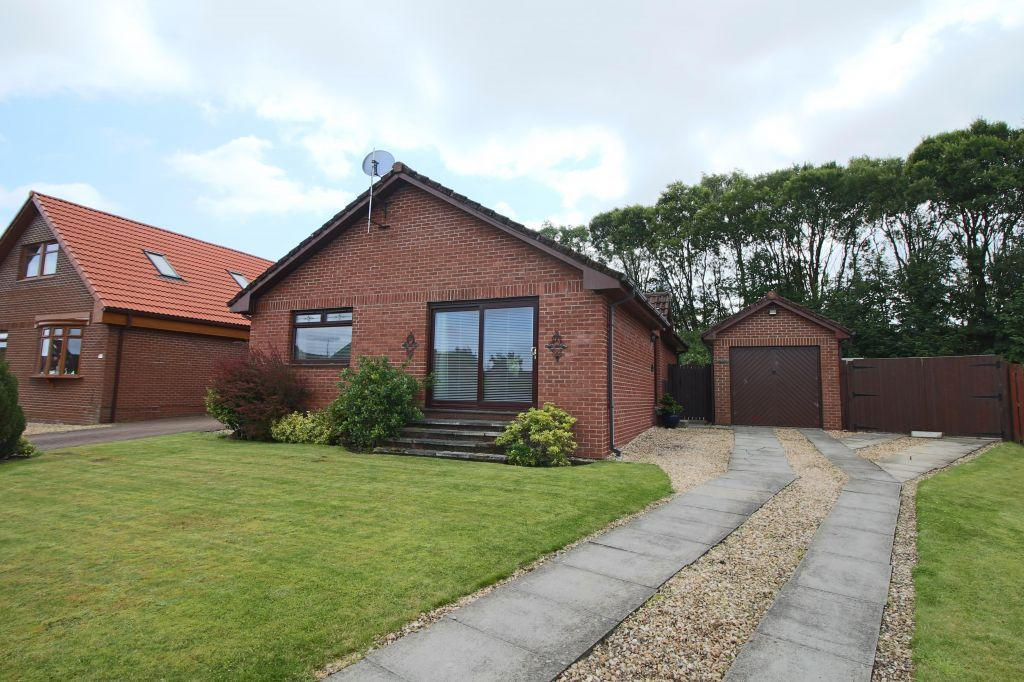 2 Bedrooms Detached Bungalow for sale in 25 Laurel Grove, Bonnybridge, FK4 2ED