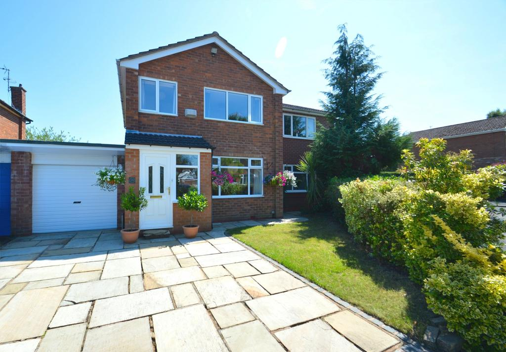 4 Bedrooms Detached House for sale in Summerfield Road, Mobberley, Knutsford