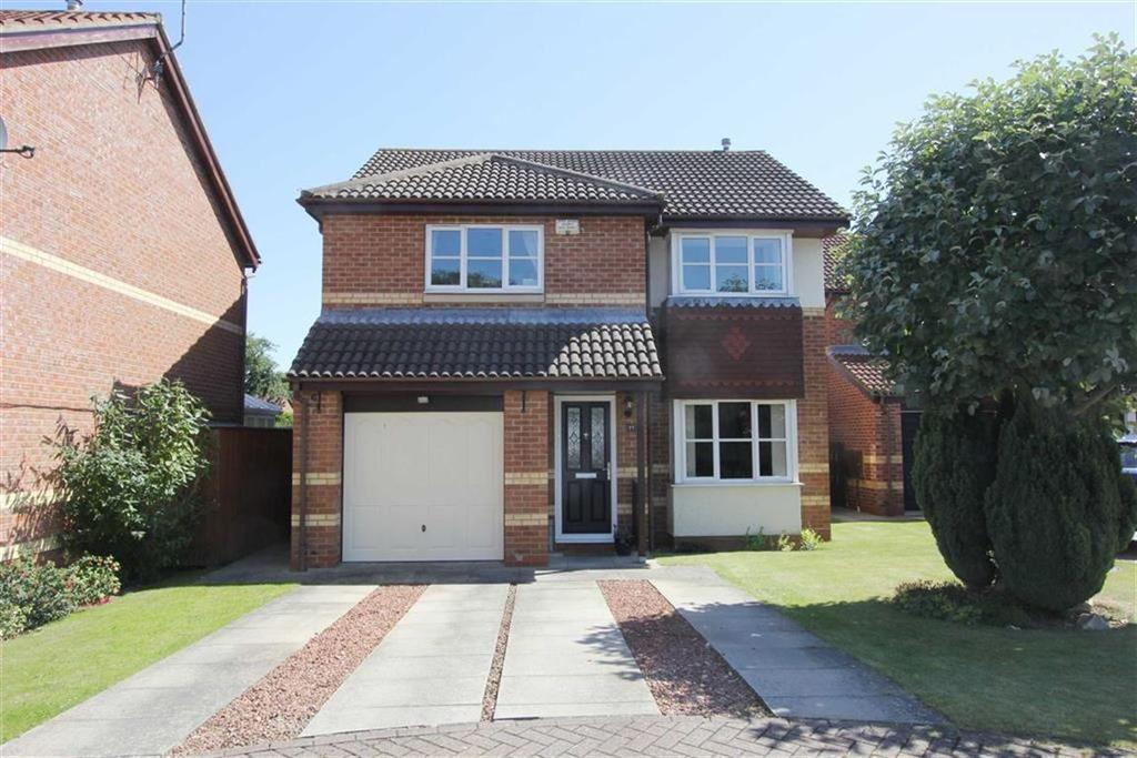 4 Bedrooms Detached House for sale in The Paddock, Stokesley