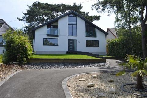 4 bedroom detached house for sale - Hillside Road, Wimborne, Dorset