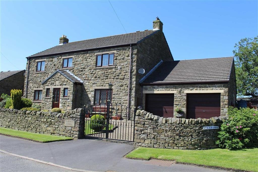 4 Bedrooms Detached House for sale in The Edge, Woodland, County Durham