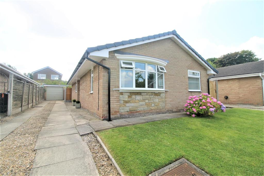 3 Bedrooms Detached Bungalow for sale in Darnbrook Way, Nunthorpe