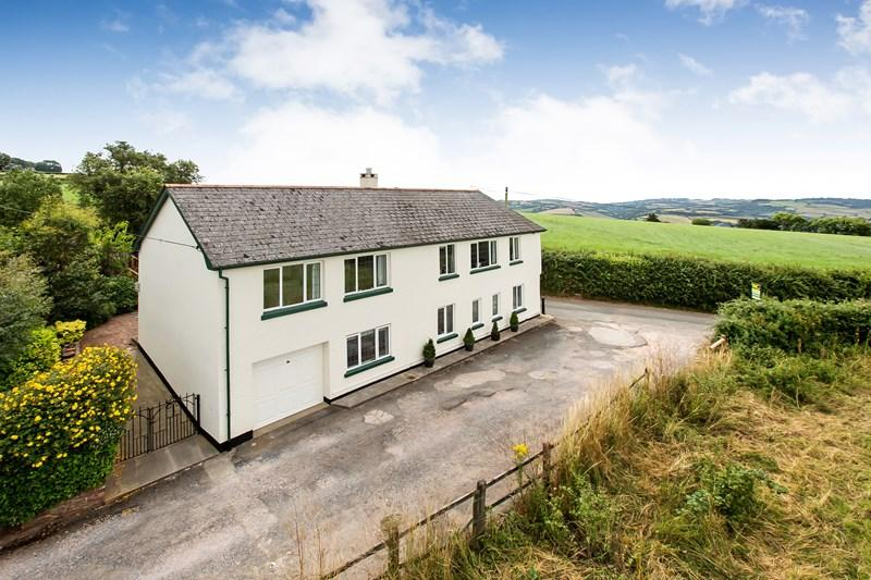 4 Bedrooms Detached House for sale in Bishopsteignton, Teignmouth