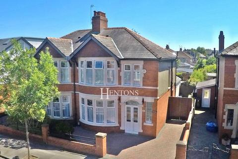 3 bedroom semi-detached house for sale - Princes Street, Roath, Cardiff