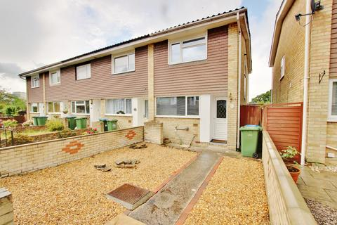 2 bedroom end of terrace house for sale - Ticonderoga Gardens, Woolston