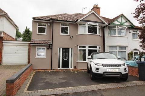 4 bedroom semi-detached house for sale - Brooklands Road, Birmingham