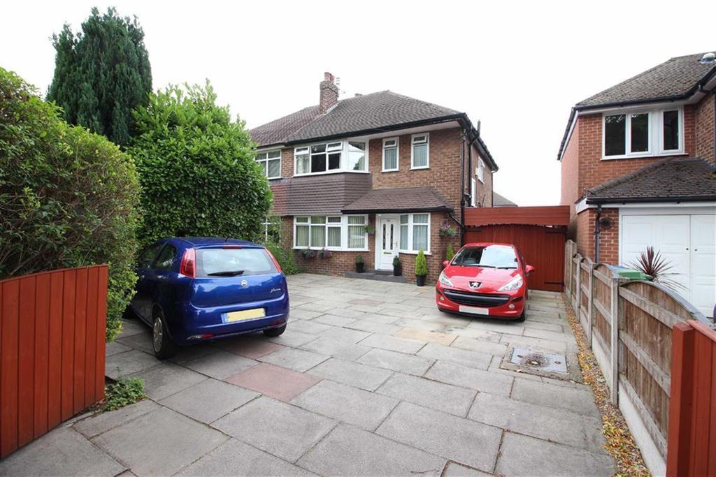 4 Bedrooms Semi Detached House for sale in Ashton Lane, Sale