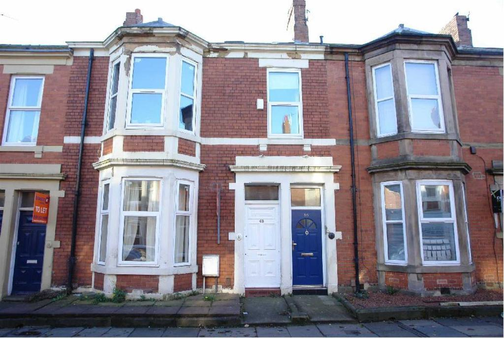 3 Bedrooms Flat for sale in Forsyth Road, Jesmond, Newcastle Upon Tyne