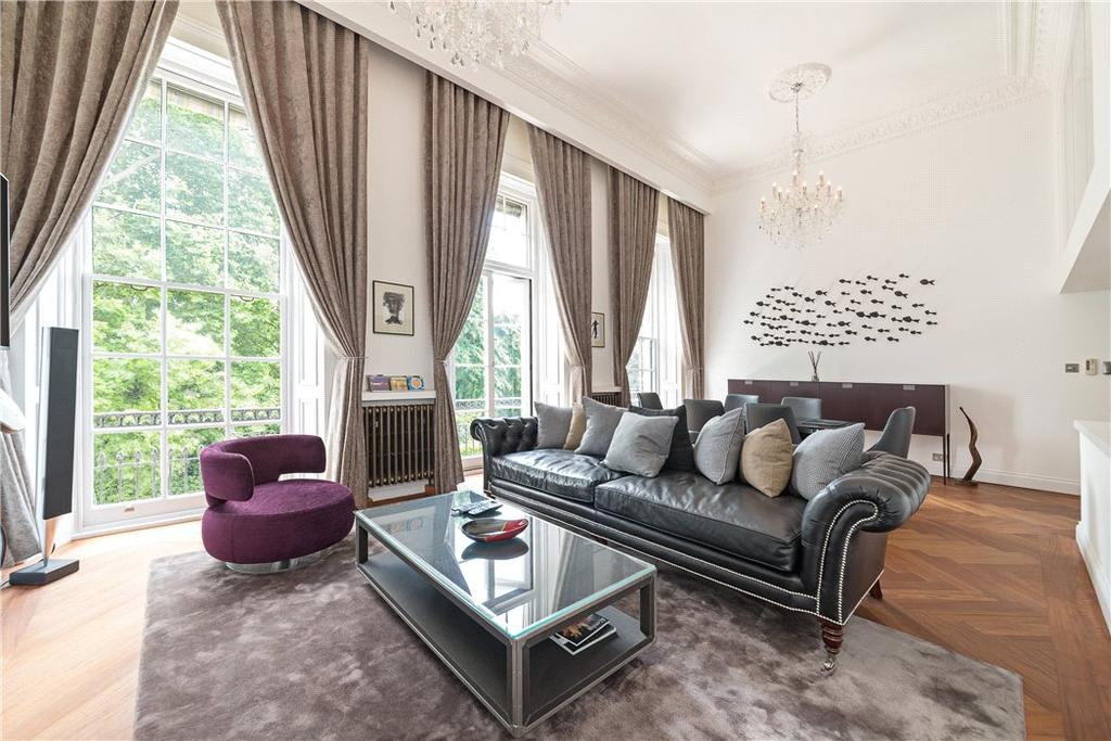 5 Bedrooms Flat for sale in Hyde Park Gardens, Hyde Park, London, W2