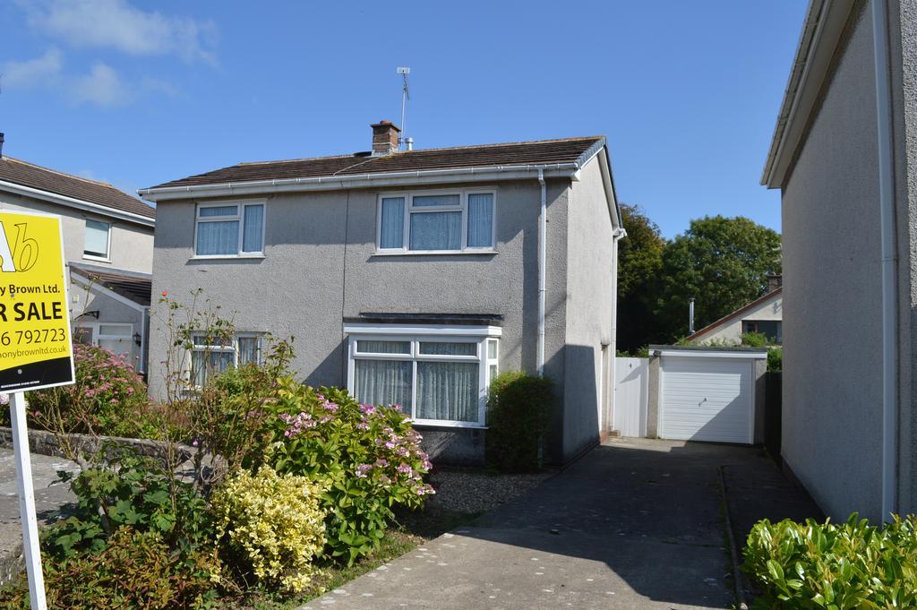 3 Bedrooms Detached House for sale in Clos yr Onnen, Llantwit Major CF61
