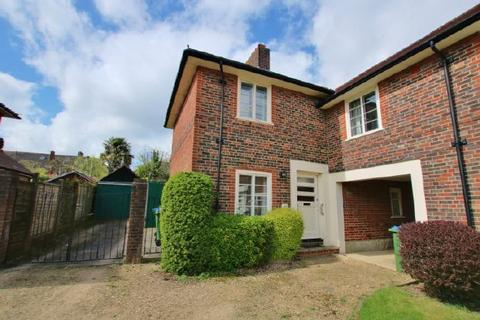3 bedroom house to rent - BASSETT - ETHELBURT AVE - UNFURN