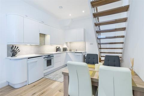 2 bedroom house to rent - Montagu Mews North, London, W1H