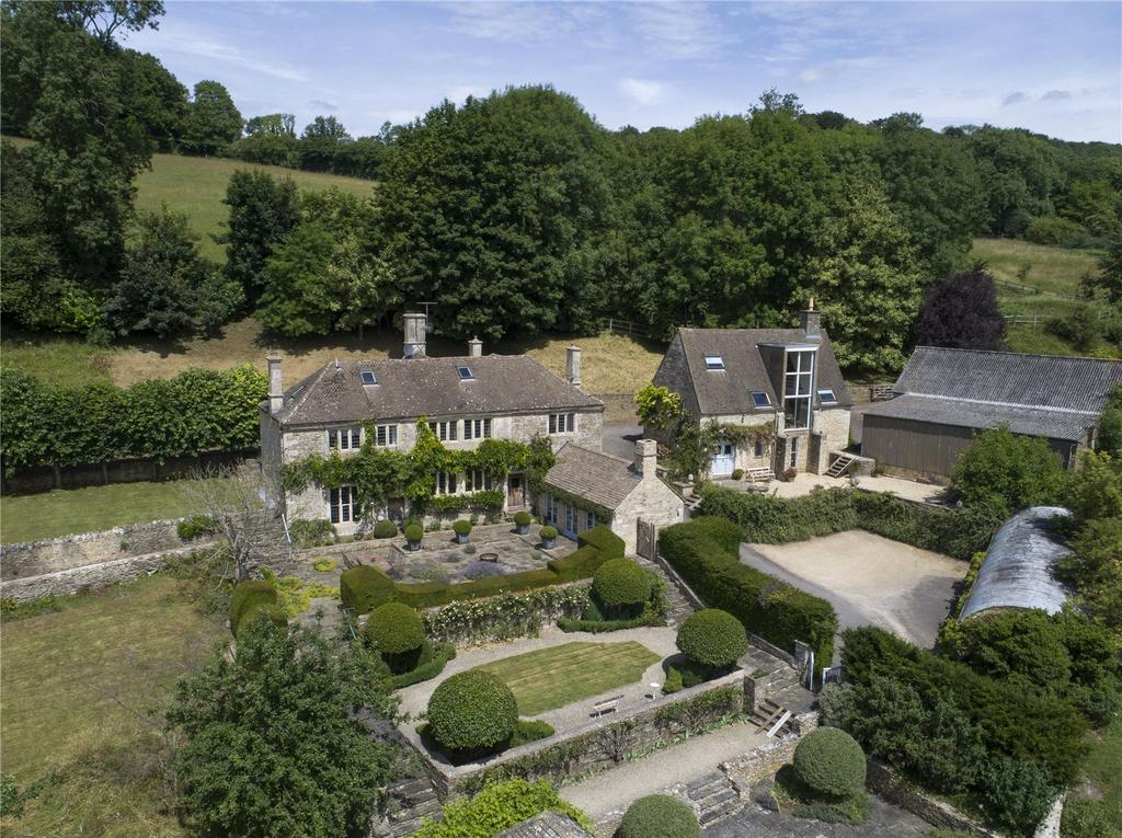 5 Bedrooms Detached House for sale in Slad, Stroud, Gloucestershire