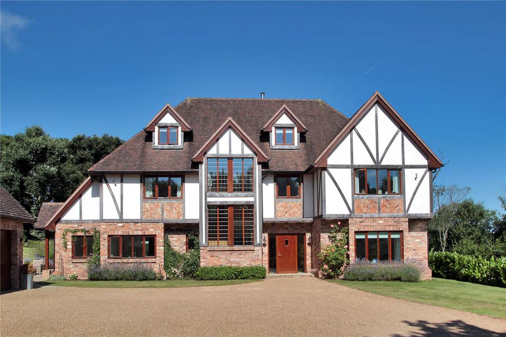 6 Bedrooms Detached House for sale in Sloop Lane, Scaynes Hill, West Sussex