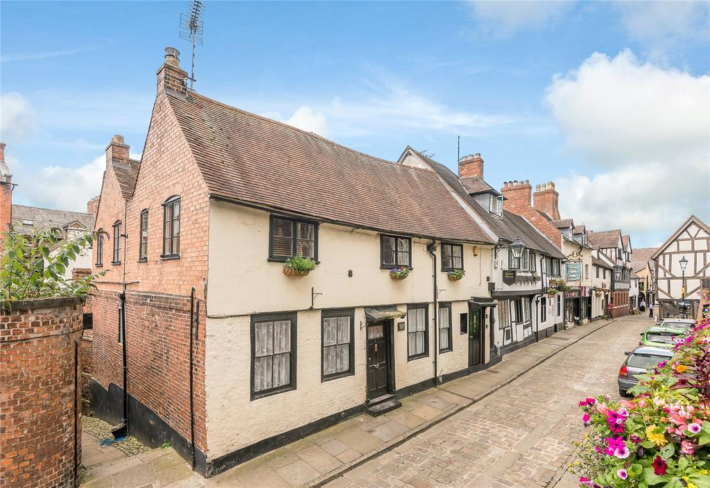 2 Bedrooms Flat for sale in Fish Street, Shrewsbury