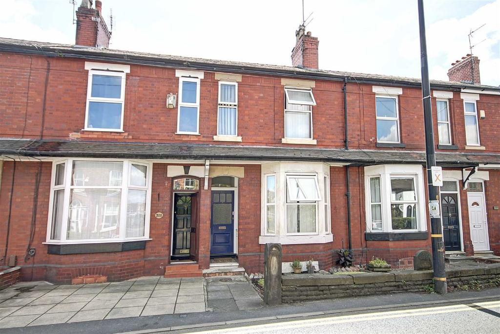 3 Bedrooms Terraced House for sale in Stockport Road, Timperley, Altrincham