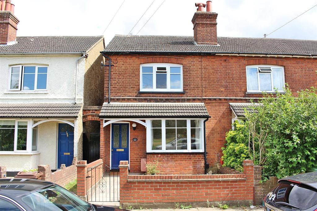 3 Bedrooms Terraced House for sale in Sandridge Road, St. Albans