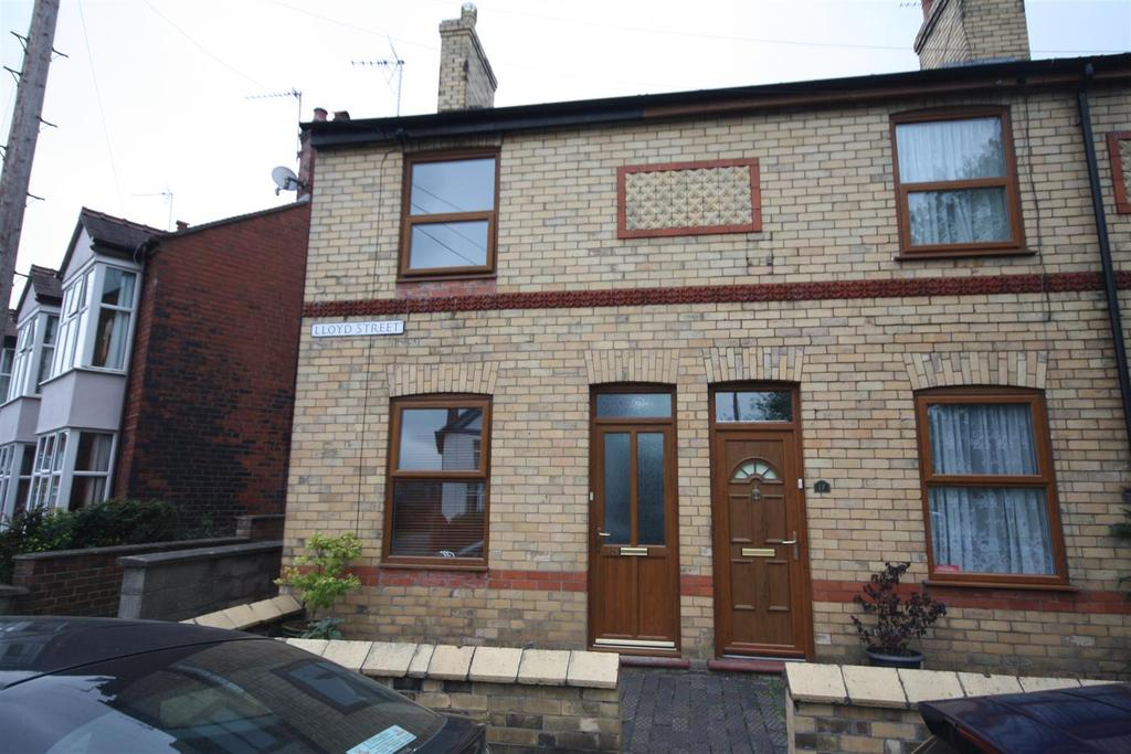 2 Bedrooms End Of Terrace House for sale in Lloyd Street, Oswestry