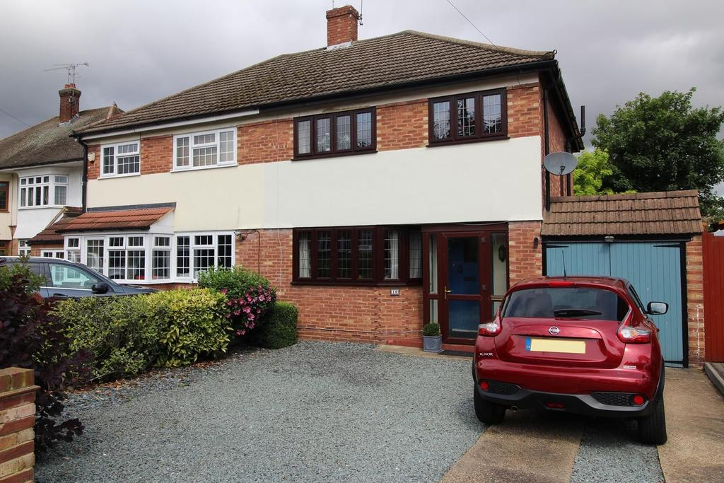 3 Bedrooms Semi Detached House for sale in The Glade, Upminster, Essex, RM14