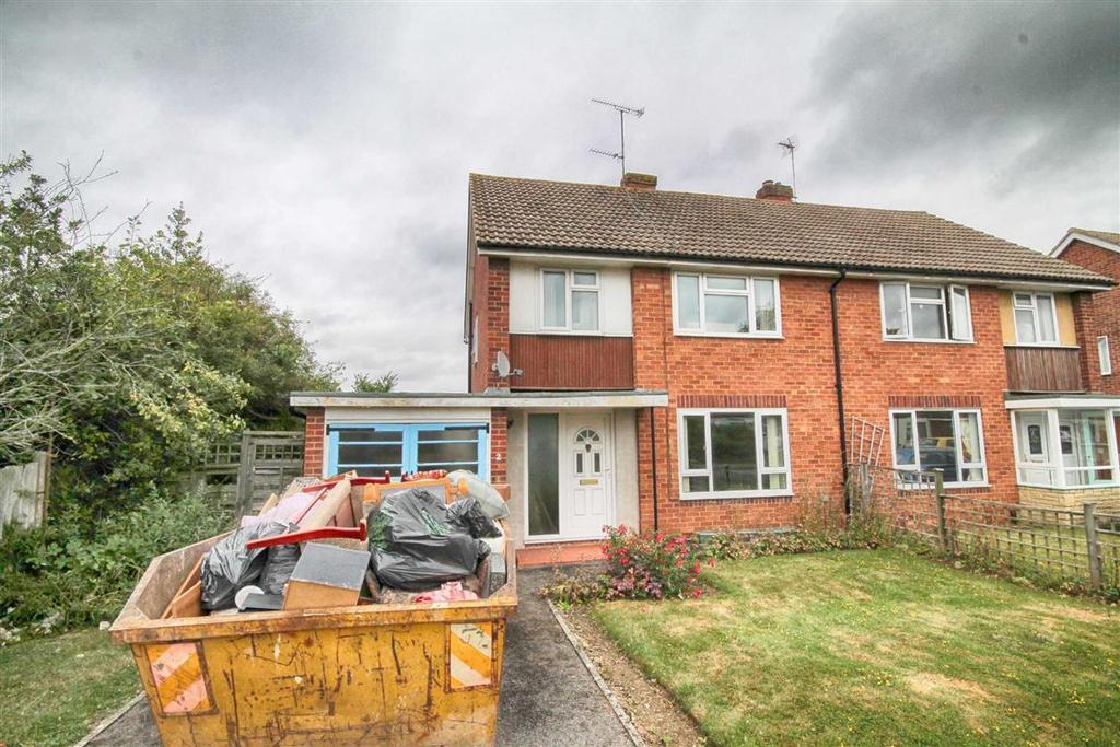 3 Bedrooms Semi Detached House for sale in Caernarvon Road, Hatherley, Cheltenham, GL51