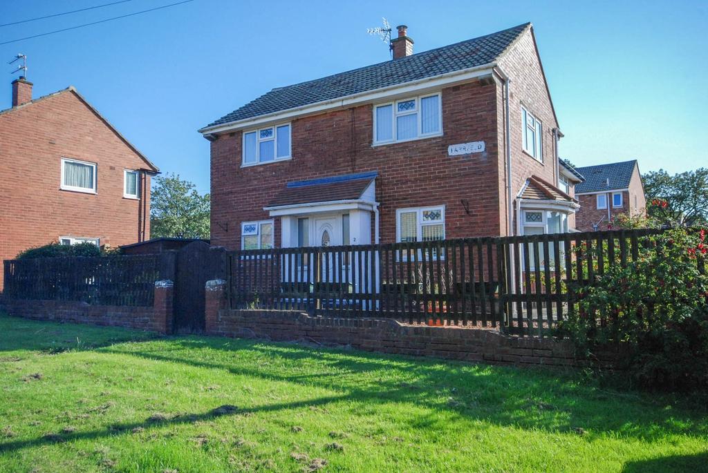 3 Bedrooms Semi Detached House for sale in Farrfeld, Leam Lane