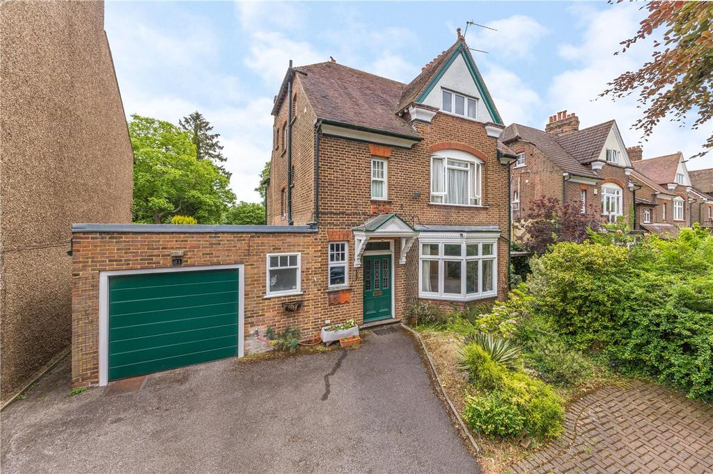 6 Bedrooms Detached House for sale in Milton Road, Harpenden, Hertfordshire