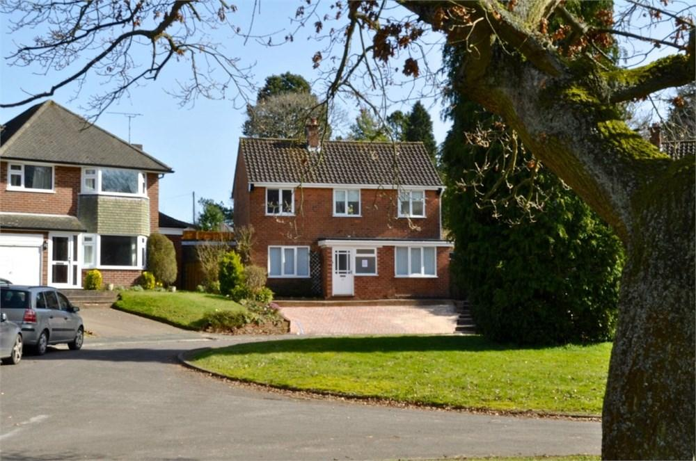 4 Bedrooms Detached House for sale in Cartledge Close, Cuddington, Northwich, CW8