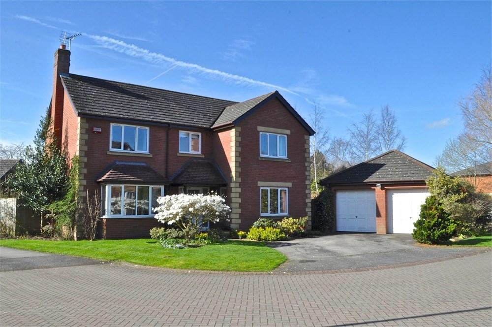4 Bedrooms Detached House for sale in Beechwood Avenue, Hartford, Northwich, CW8