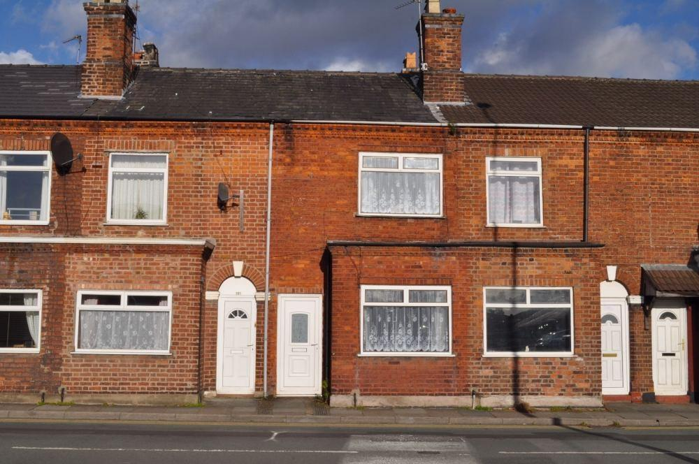 2 Bedrooms Terraced House for sale in Middlewich Road, Northwich, CW9