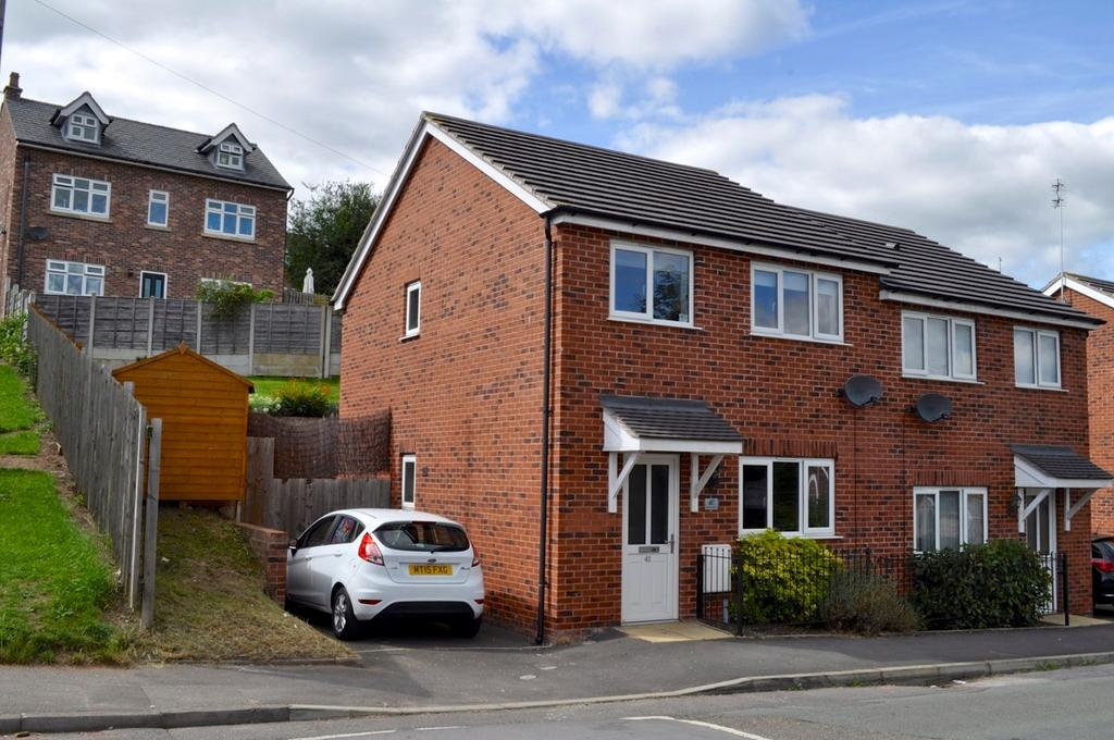 3 Bedrooms Semi Detached House for sale in Spencer Street, Northwich, CW8