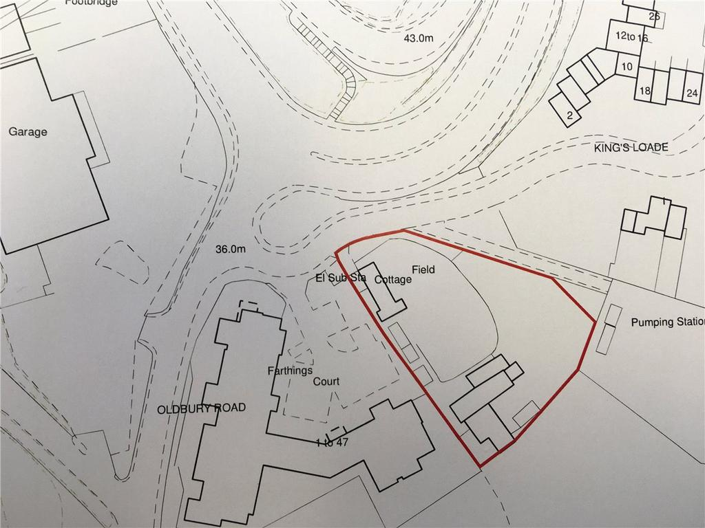 Land Commercial for sale in Field Cottage, Kings Loade, Bridgnorth, Shropshire, WV16