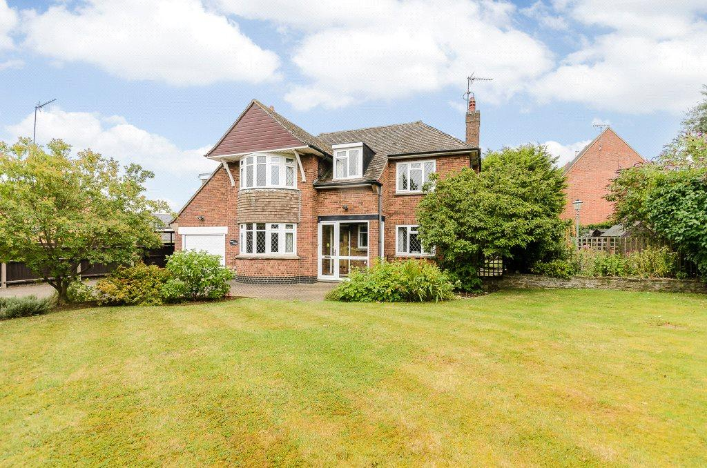 4 Bedrooms Detached House for sale in Bell Hill, Finedon, Wellingborough, NN9