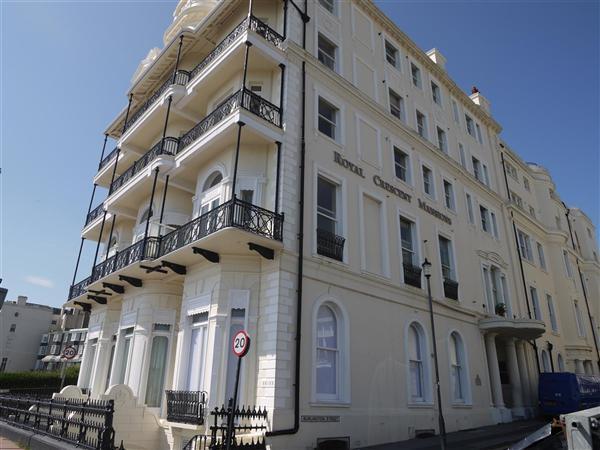 Royal Crescent Mansions 100 Marine Parade Brighton 1 Bed