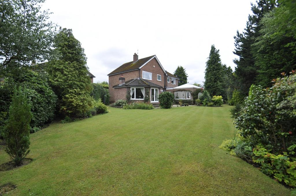 4 Bedrooms Detached House for sale in Northcote Road, Bramhall