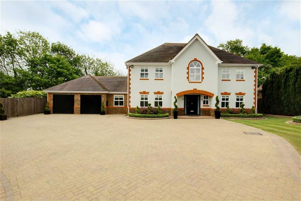 6 Bedrooms Detached House for sale in Bluebell Drive, Goffs Oak, Hertfordshire