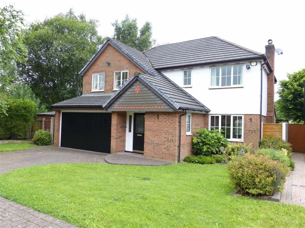 4 Bedrooms Detached House for sale in Sunningdale Drive, Glossop, Glossop