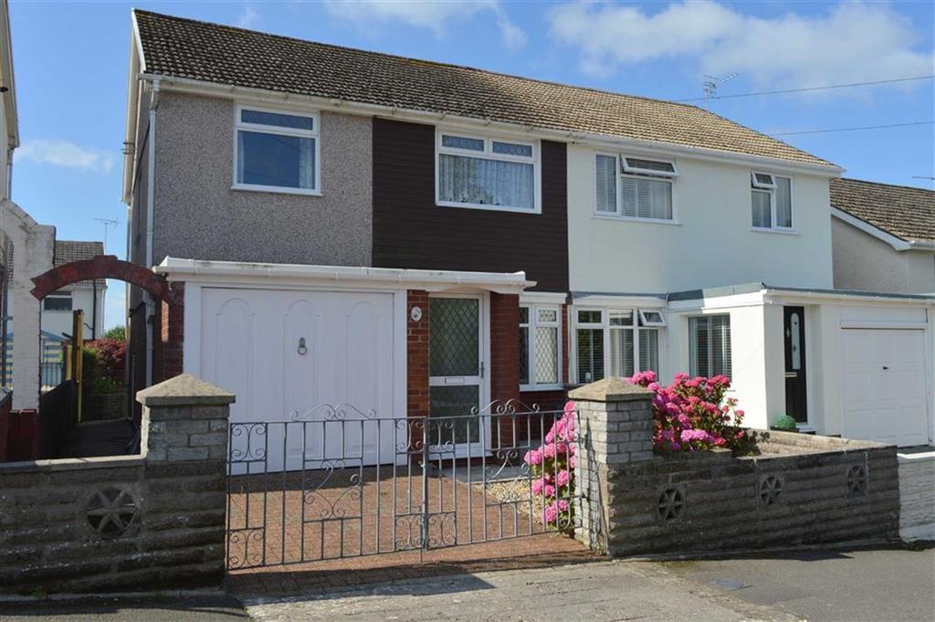 3 Bedrooms Semi Detached House for sale in Pen Y Fro, Dunvant, Swansea