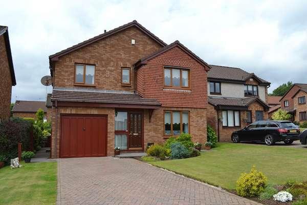 4 Bedrooms Detached House for sale in 3 McEwan Gardens, Stewarfield, East Kilbride , G74 4SW