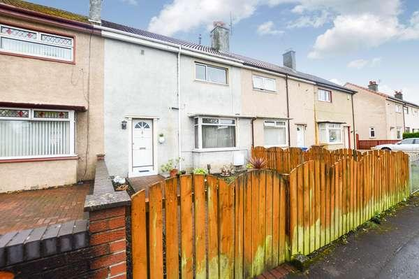 3 Bedrooms Terraced House for sale in 165 Livingstone Terrace, Irvine, KA12 9JZ