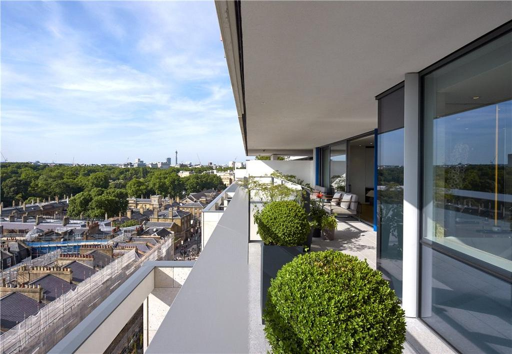 3 Bedrooms Flat for sale in The Nova Building, Buckingham Palace Road, Victoria, London, SW1E