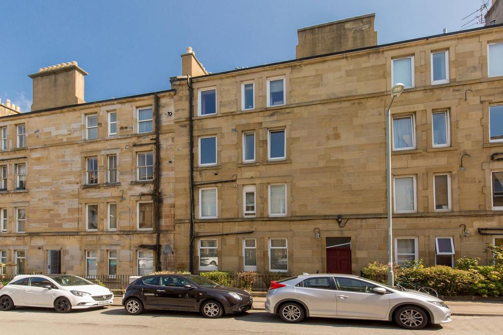 1 Bedroom Flat for sale in 21/3 Wardlaw Place, Gorgie, EH11 1UG