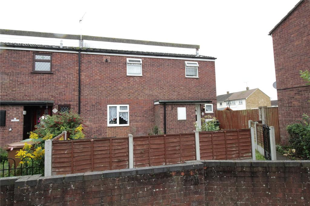3 Bedrooms End Of Terrace House for sale in Wimbourne, Laindon, Essex, SS15
