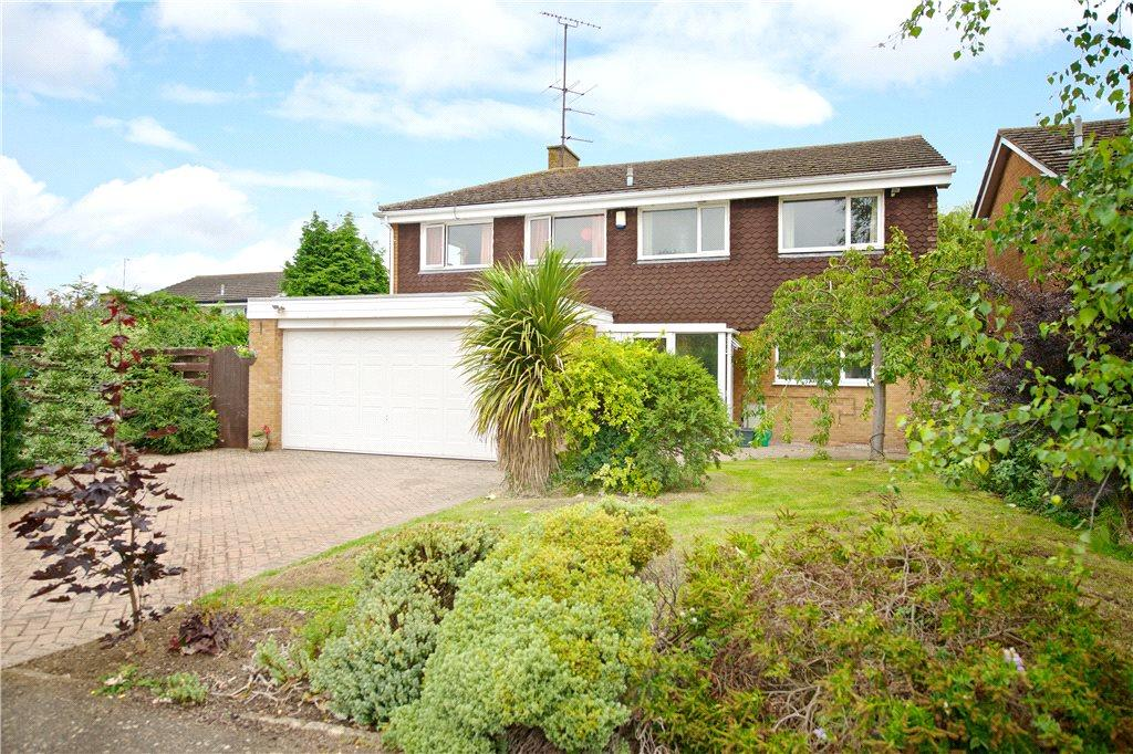 5 Bedrooms Detached House for sale in The Orchard, Kislingbury, Northamptonshire