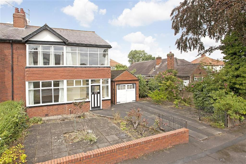 4 Bedrooms Semi Detached House for sale in Lynton Gardens, Harrogate, North Yorkshire